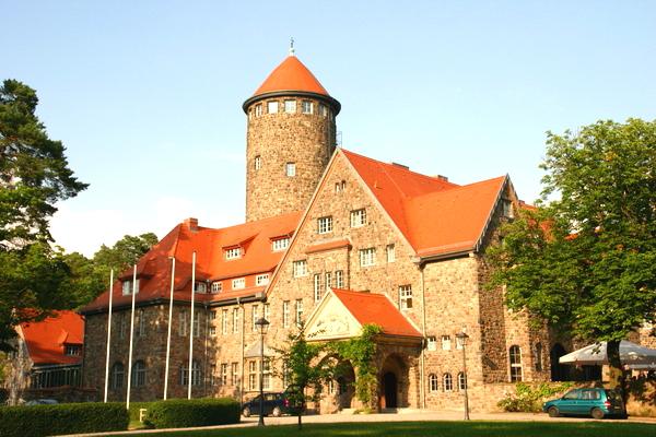Heiraten auf Schloss Wendgräben