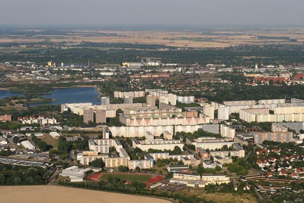 Fotograf zeigt Magdeburg - Magdeburg aus der Luft_04