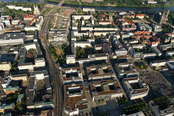 Fotograf zeigt Magdeburg - Magdeburg aus der Luft_07