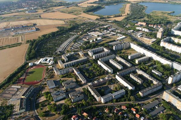 Fotograf zeigt Magdeburg - Magdeburg aus der Luft_13